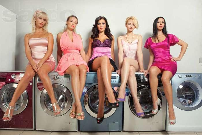 О ремонте стиральных машин